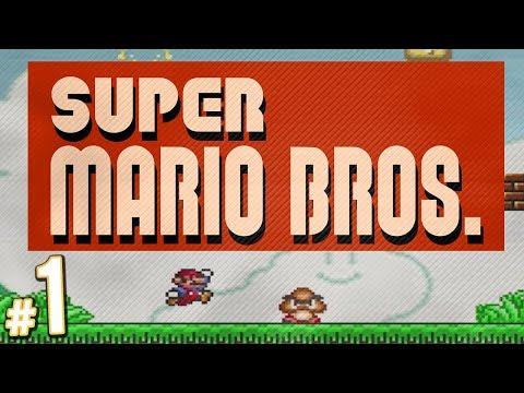 Super Mario Bros - 16-bit Edition! | PART 1 (видео)