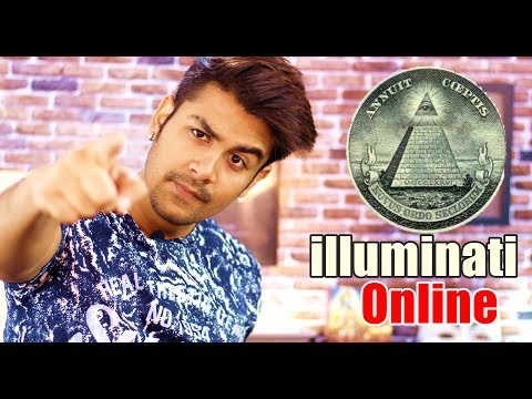 Join Illuminati Online ? | Things You Should Not Be Doing Online | Sound One Rock Speaker