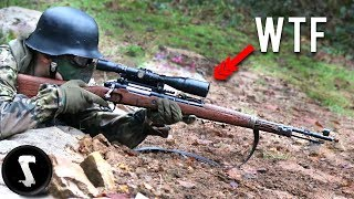 The ORIGINAL 1942 Kar98k Converted to Airsoft Gun You Will WANT.