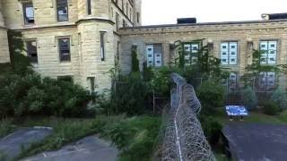 Shorewood (IL) United States  city photos gallery : Abandoned places USA Joliet Correctional Center Joliet IL Drone footage 4K