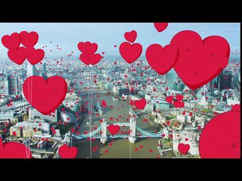 Chubby Hearts Over London - Heart of London Business Alliance