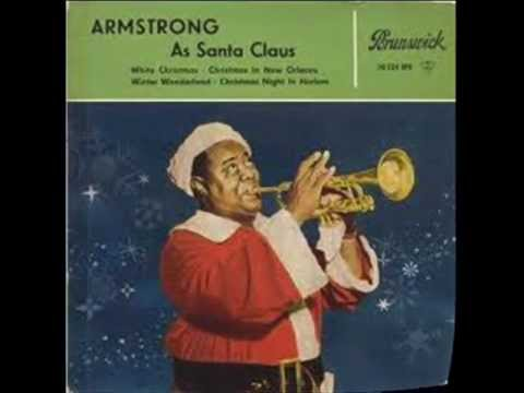 Christmas Night in Harlem (Song) by Louis Armstrong