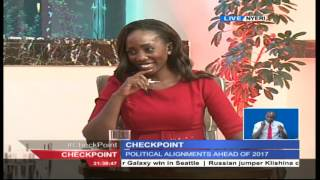 Checkpoint 10th July 2016 - Nyeri Town Hall  - Political Realignments Ahead Of 2017