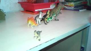Описание динозавров