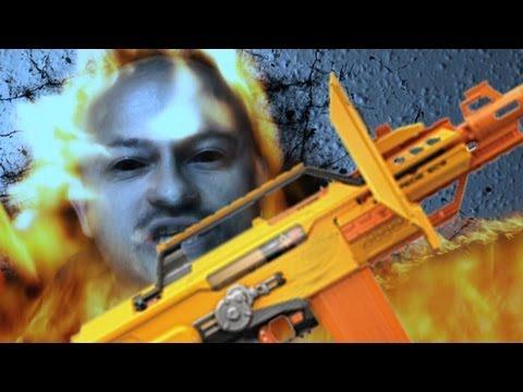 Nerf War -