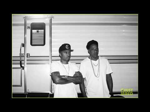 Did Jay Z and Beyonce blindside Nas with their surprise album? (видео)