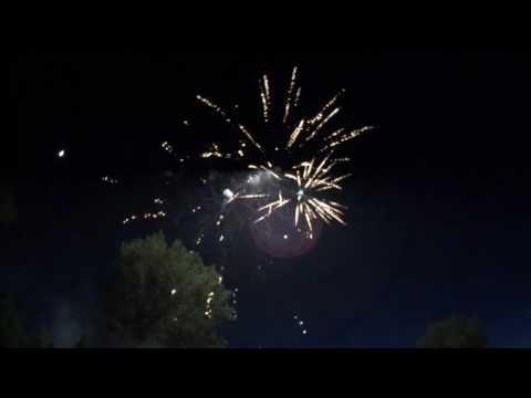 Feuerwerk Gutshof Havelland 13.05.16