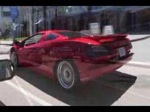 Cizeta V16t Cizeta V16T Super Car