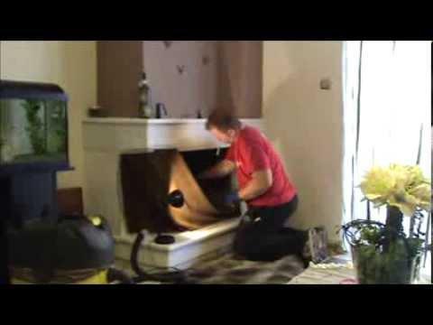 τζακιου - Ο καθαρισμός του τζακιού συνίσταται για να προφυλάξει από ανάφλεξη των υπολειμμάτων της καύσης στο εσωτερικό της καμινάδας αλλά και...
