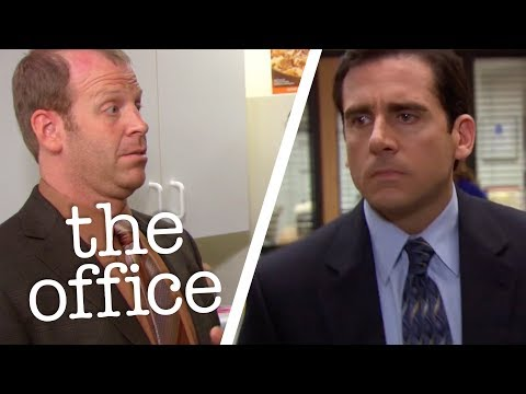 Michael Wasn't Invited To The Retreat - The Office US (видео)