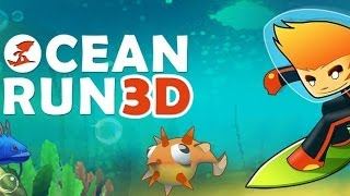 Ocean Run 3D videosu
