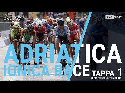 ADRIATICA IONICA RACE 2019 - TAPPA 1 видео