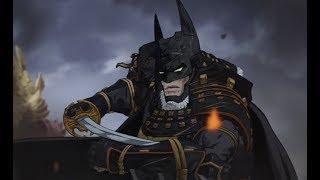 バットマンが日本の戦国時代にタイムスリップ/映画『ニンジャバットマン』予告編