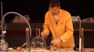 The Chemistry of Light 09 - Phosphorous Burning in Air