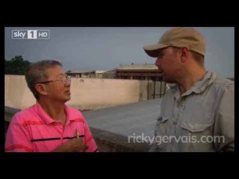 Karl meets Mr. Ping | An Idiot Abroad 2