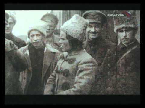Батько Махно и казаки анархисты (видео)