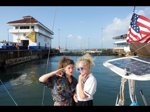 SEASON 1 FINALE: The girls take on the CANAL | Ep.29_A héten feltöltött legjobb vitorlázás videók