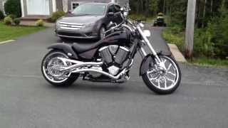 5. Victory Vegas with 360 rear tire kit and Hyper Charger - For Sale