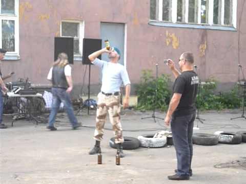 2 августа 2011 День ВДВ  Ярославль