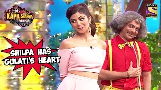 Video Shilpa Has Gulati's Heart - The Kapil Sharma Show MP3, 3GP, MP4, WEBM, AVI, FLV Maret 2018