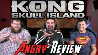 Video Kong: Skull Island Angry Movie Review MP3, 3GP, MP4, WEBM, AVI, FLV Maret 2018