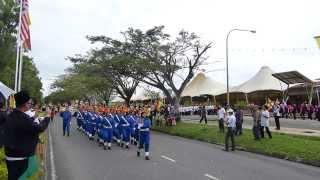 Mukah Malaysia  city pictures gallery : Program Sambutan Hari Malaysia Peringkat Bahagian Mukah Anjuran Jabatan Penerangan Daerah Mukah