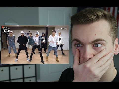 YOONGI IS A TREASURE (BTS 방탄소년단 'Silver Spoon (Baepsae)' Dance Practice Reaction)