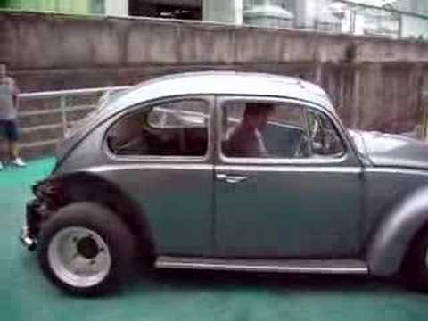 VW BUG with SUBARU STI ENGINE