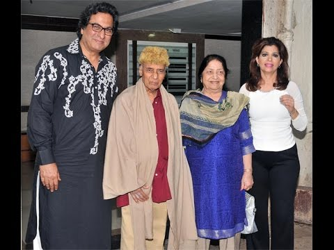 Padma Bhushan Khayam Saab Celebrated His 90th Birthday