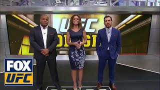 Video Karyn Bryant, Daniel Cormier & Kenny Florian reflect on best moments from UFC Tonight | UFC TONIGHT MP3, 3GP, MP4, WEBM, AVI, FLV Desember 2018