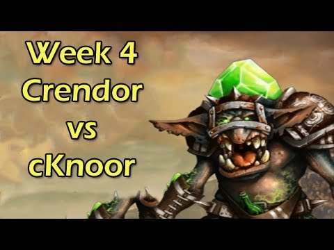 crendor - Crendor vs cKnoor in week 4 of the Blood Bow -Speed Bowl League Their Channel: https://www.youtube.com/user/cKnoor -Join our fan league: Nerd League for Nerd...