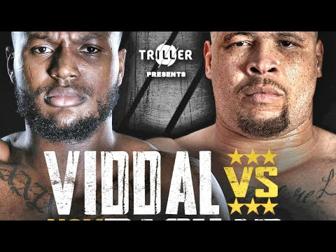Viddal Riley is OFF of the Mike Tyson vs. Roy Jones fight card....details inside!