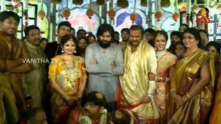 Video Pawan Kalyan attends Manchu Manoj & Pranathi Reddy Wedding | Vanitha TV MP3, 3GP, MP4, WEBM, AVI, FLV Juli 2018