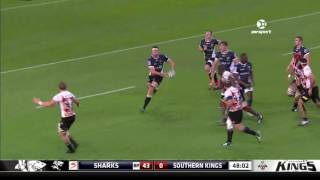 Sharks v Southern Kings Rd.13 2016 | Super Rugby Video Highlights