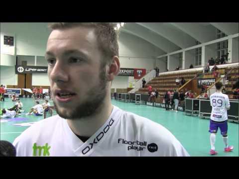 Semifinále Tatran - Vítkovice, rozhovor s Honzou Šebestou
