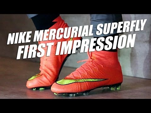 Nike_Mercurial_Video - We went to the launch event of the brand new Nike Mercurial Superfly IV, which is the new football boot of Cristiano Ronaldo. At the launch event, we got to ...
