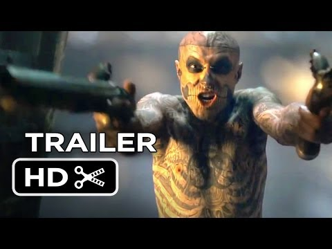 47 Ronin Official Trailer #2 (2013) - Keanu Reeves Samurai Movie HD