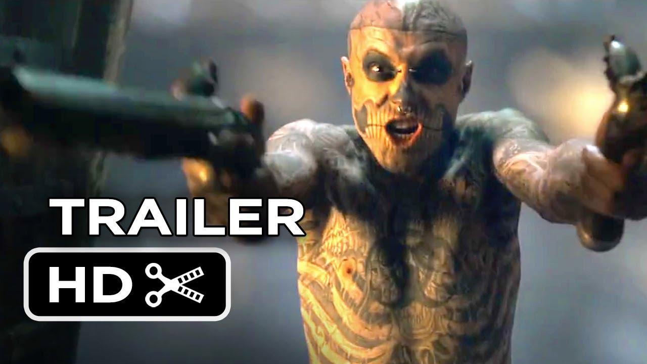 Movie Trailer:  47 Ronin (2013)