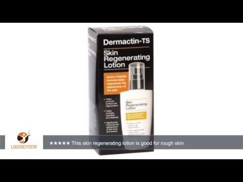Dermactin TS Skin regenerating Loion | Review/Test