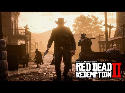 Red Dead Redemption 2: Official Gameplay Video онлайн видео