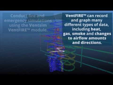 Ventsim VentFIRE™ Module