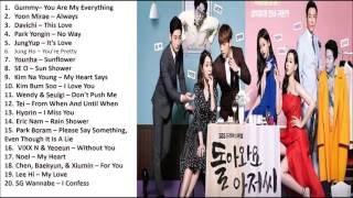 Video Top OSTs From The KDramas of 2016 MP3, 3GP, MP4, WEBM, AVI, FLV Maret 2018