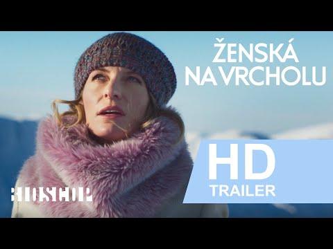 Anna Polívková je Ženská na vrcholu - zimní romantická komedie má trailer