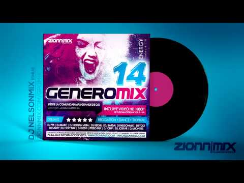 05 - ME AMAS (RMX CUMBIATON) - Zionn Mix DJ Nelsonmix - LUMBRERA
