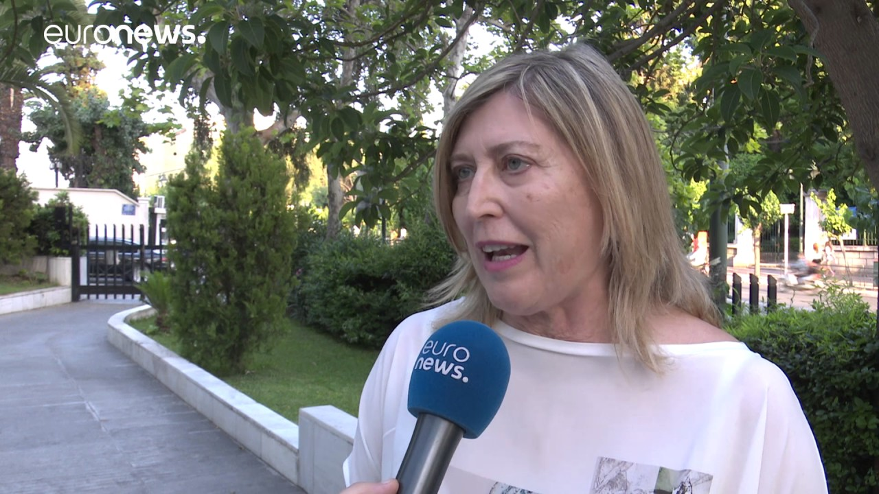 Η βουλευτής του ΣΥΡΙΖΑ Ευαγγελία Καρακώστα για τα στοιχεία της ΕΛ. ΣΤΑΤ. στο Euronews