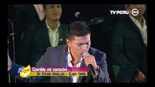 Descargar MP3 Cambio Mi Corazon Pa Fuera La Valentina En Vivo