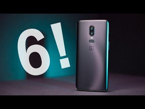 OnePlus 6 Es Increible!!! (Todas las caracteristicas)