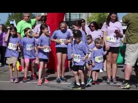 Watch video Run Up For Down Syndrome 2014