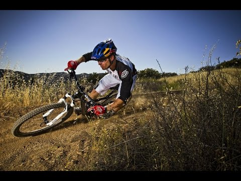 mountain bike come impostare correttamente un curva