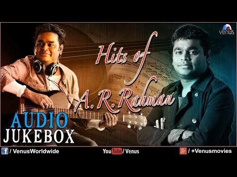 """(Hits Of """"A.R.Rahman"""" 